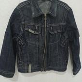 Джинсова курточка Zara kids