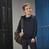 Термо толстовка на мальчика с флисовым напылением Crivit Германия размер 134/140