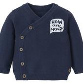 Прикольный свитерок на мальчика Lupilu Германия размер 86/92