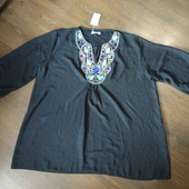 Блуза (размер 4XL). LBC. [лот_8299]