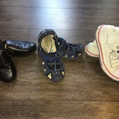 3 пары обуви 33-34 р.