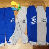 Спортивные штаны всегда нужны)) Разные, 80-140 см рост