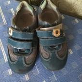 Кожанные ботиночки TOM.M в хорошем состоянии, размер 25