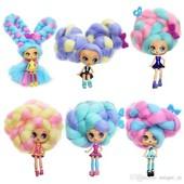 Кукла с длинными волосами Candylocks