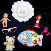 Лот № 15 - набор игрушек