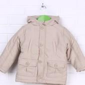 Крутая куртка- парка Lupilu размер 110