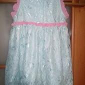 Нежное платье, размер 26( 86-92, примерно в а 1,5-2 года)