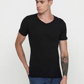 Комплект 2 шт мужские бельевые футболки Livergy Германия размер 5/М