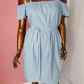 Летнее платье L-XL(46-48)