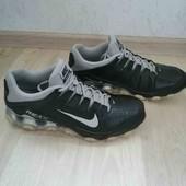 Кожаные кроссовки Nike-100%орыгинал /44-45 розмер!!!
