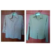 Пакет женских блуз и рубашек. Размер 42-44