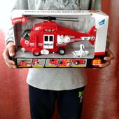 Последний!!!!Большой ,дорогой ,cпасательный вертолет Big Motors wy750в звук и свет.(видео в гугле)