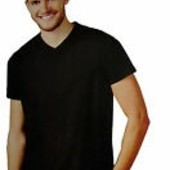 Шикарная хлопковая, футболка от Livergi, размер M