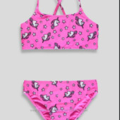 ♥-яркий купальник Matalan р.12-13лет-!♥