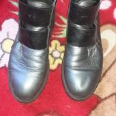 Ботинки демісезоні.