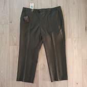 Фирменные новые мужские классические брюки р.42-29 на пот-52-53 поб-63