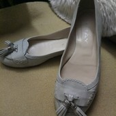 балетки туфельки с кисточками