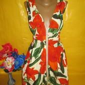 Очень красивое женское платье Apricot (Априкот) грудь 45-47 см 100% вискоза !!!!!