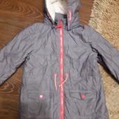 Куртка,парка hm 5-6 лет