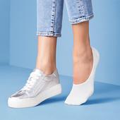 Трикотажные носки- следы от Tchibo (германия) лот 2 пары размер 39-42
