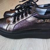 Туфли Натуральная кожа размер 37