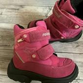Ботиночки зима Reima