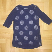 ❤️ Классный реглан футболка туника от OshKosh 6 лет по бирке