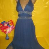 Очень красивое женское платье French Connection (Френч Коннекшн) рр 8 грудь 37-39 см 100% вискоза !!