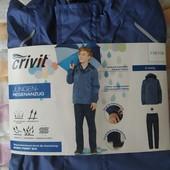 Дождевой костюм Crivit для мальчиков;одоотталкивающий.