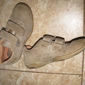 Замшевые кроссовки SuperFit 32 размер,20 стелька