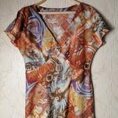 ЛоВиЛоТы! Легкая тоненькая блуза из коттона