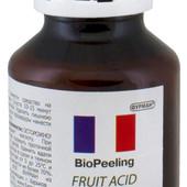 Биогель пилинг на фруктовой кислоте 60 мл для маникюра и педикюра