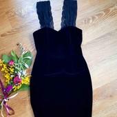 Красивое мягкое платье