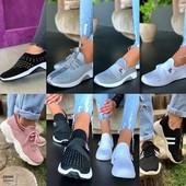 Кроссовки носки в ассортименте