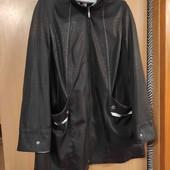 куртка-плащ осенняя размер 50-52