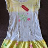 Трикотажное платье yamamay Италия на 6,10 лет