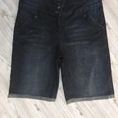 Классные джинсовые шорты р-р 50