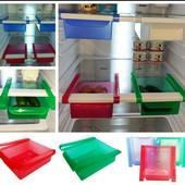 Органайзер-полка в холодильник и на стол
