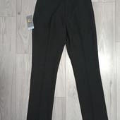 Фирменные новые красивые мужские брюки р.31-32(31R) на пот-39-40 поб-52-53