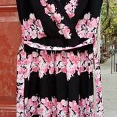 Легкое платье от фирмы F&F 100% коттон