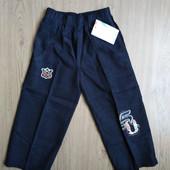 В лоте сразу двое брюк для мальчика - светлые и темные. рост 86-92. Намного ниже закупки!