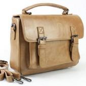 Шикарная сумка эко кожа+ длинный ремень!