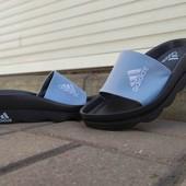 Лето! Шлепанцы в стиле Adidas