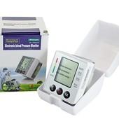 Тонометр автоматический ZK-W862Yc для измерения давления и пульса, аппарат для измерения давления н