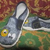 Детские кеды, можно как сменная обувь в садик. 27 р.