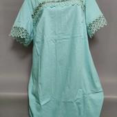 Платье ткань лён размер 54-56