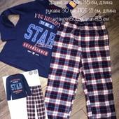 Пижама на мальчика 12-24 месяца, 86-92 см