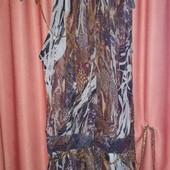 Шифоновое платье класса люкс