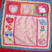 Игровой коврик для малышей 67*67см