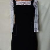 Фирменно платье/сарафан,в отличном состоянии, Primark,xs/s